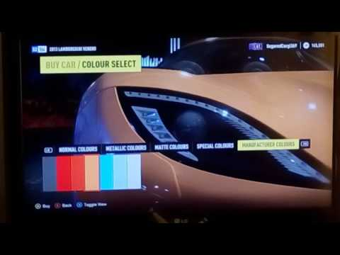 How to get free cars on forza horizon 2