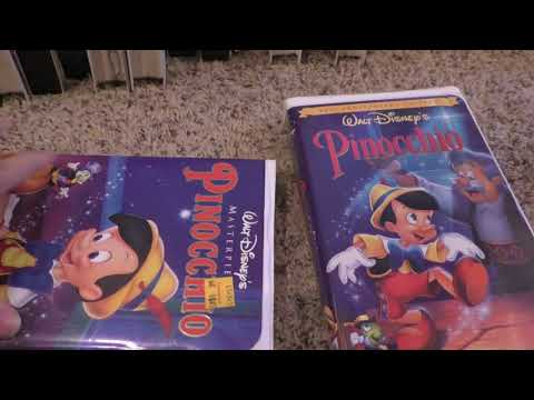 My disney VHS collection updated(summer 2017 edition)