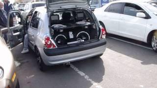 Renault Clio 16v,  Audio Y Sonido Escape En HD