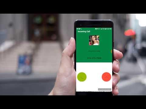 Fake App ( GPS  Call FlashLight)