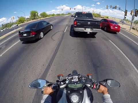 New GoPro Hero Motorcycle footage
