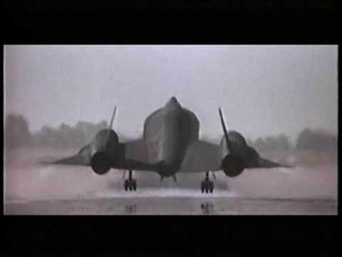 SR-71 Blackbird - The Worlds Fastest and Highest Flying Aircraft (Jet)