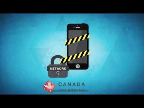 Canada Unlocking unlock code explainer video