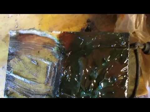 Removing Heavy Brass Tarnish, Part 2