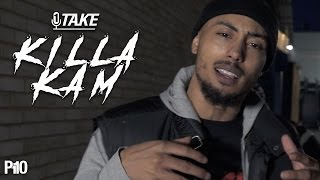P110 - Killa Kam | @Killa_Kam_Music #1TAKE (Pt.2)