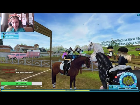 BUYING NEW HORSES ON STAR STABLE