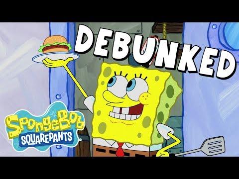 Popular Spongebob Fan Theory DEBUNKED!