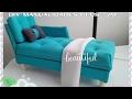 manualidad: Sofa para muñecas barbie ♥ Diy sofa for barbie dolls