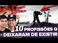 10 PROFISSÕES BIZARRAS QUE NÃO EXISTEM MAIS