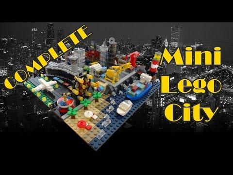 Complete Mini Lego City