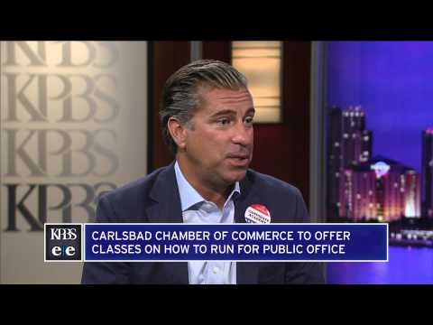 Carlsbad Chamber To Offer Classes On How To Run For Public Office