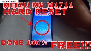 Bypass Google Account Meizu M6 // Frp macam apa ini