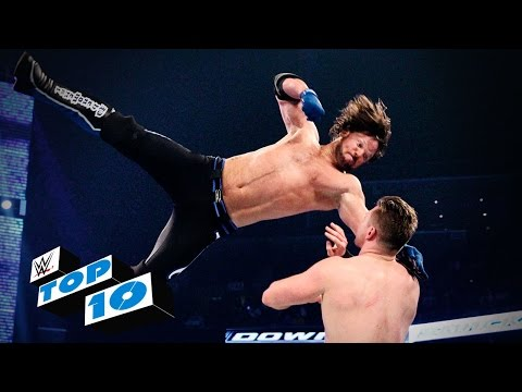 Top 10 SmackDown moments: WWE Top 10, Feb. 4, 2016