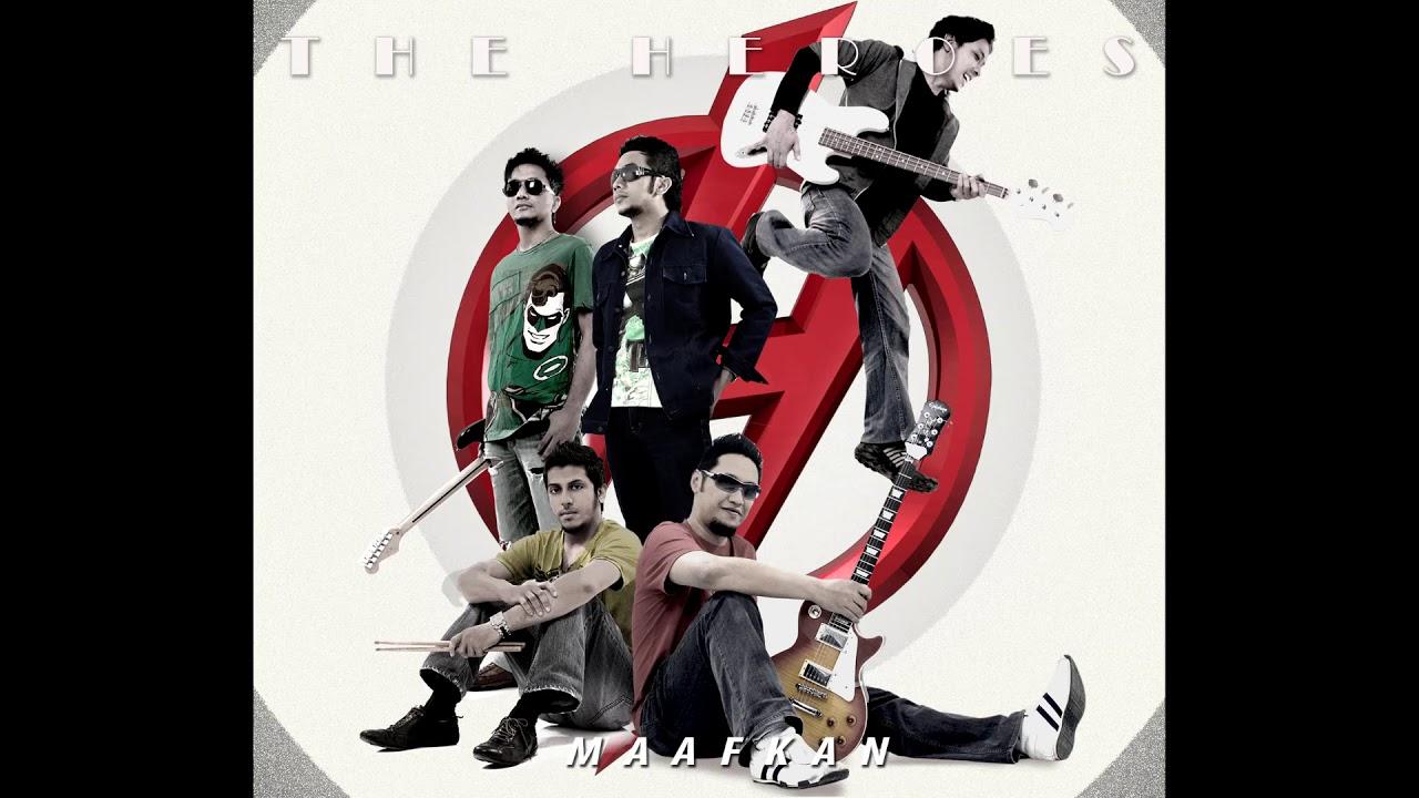 Download Maafkan [ Lirik ] - The Heroes Band MP3 Gratis