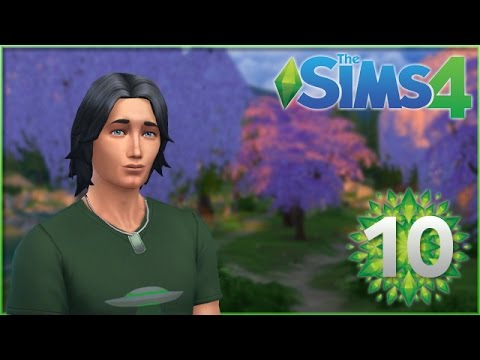 Sims 4: Tate Talks to Trees - Episode #10