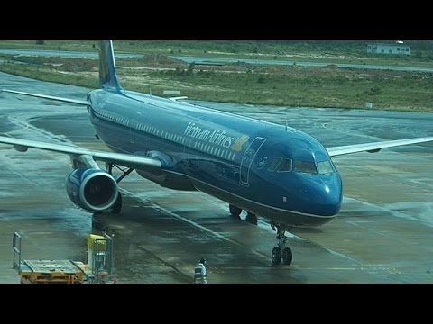 Flight Review Vietnam Airlines Phu Quoc Island to Ho Chi Minh City