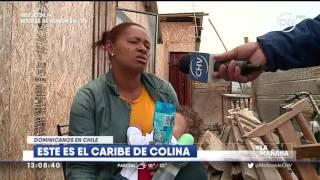 Dominicanos en Chile: Este es el Caribe de Colina