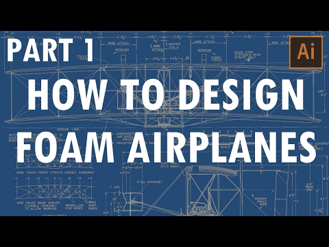 nerdnic   How to Design Foam Airplanes - Part 1