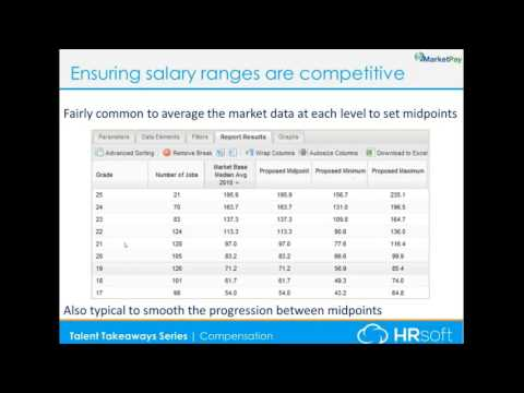 How to Build A Competitive Pay Structure – Ensuring Competitive Salary Ranges