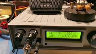 UBITX VER 2 9BU INSTALLATION RESULTS - PakVim net HD Vdieos
