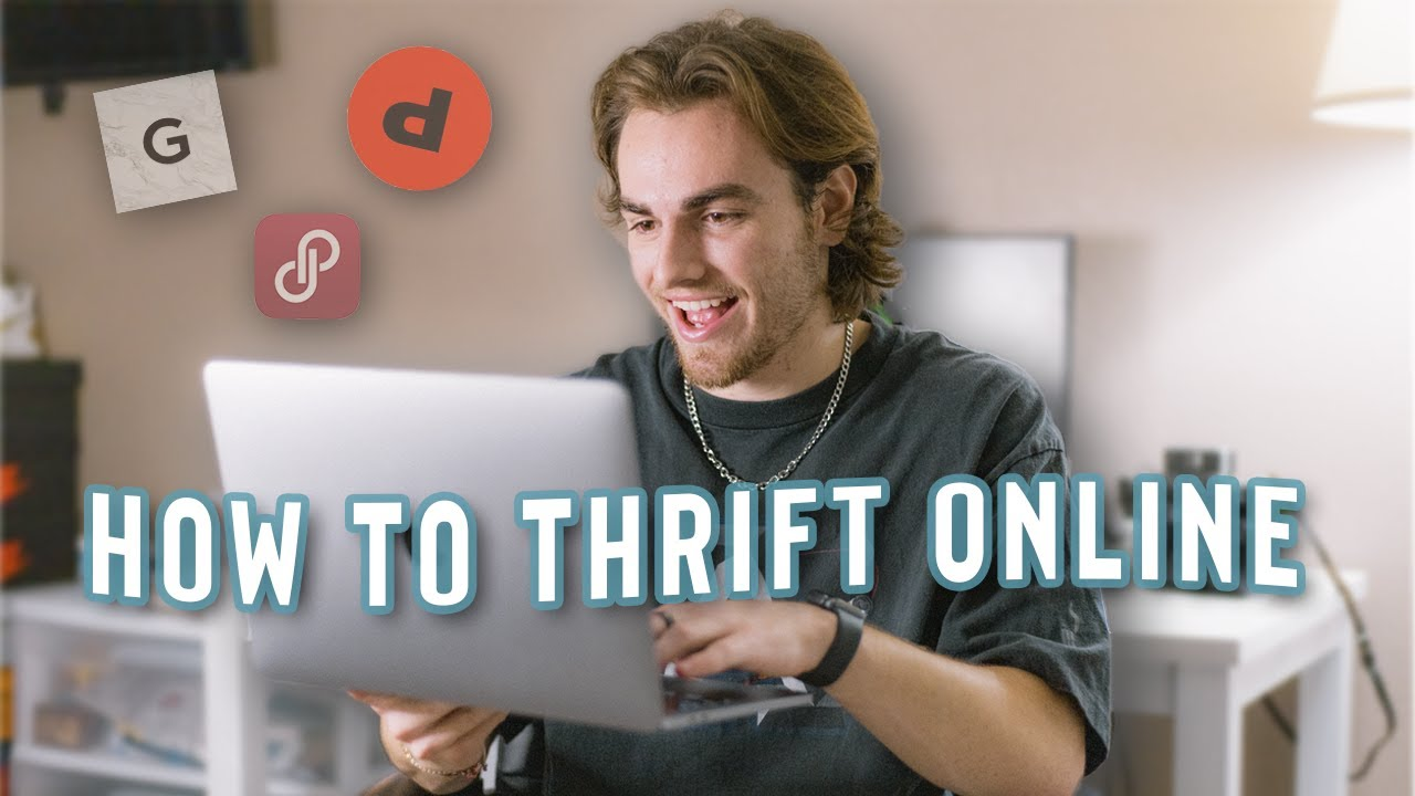 HOW TO THRIFT ONLINE in 2020! (Online Thrifting for Vintage Streetwear)