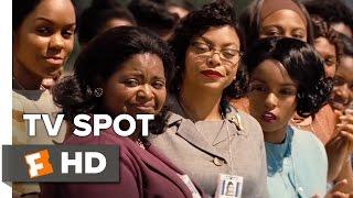 Hidden Figures TV SPOT - Three Extraordinary Women (2016) - Taraji P. Henson Movie