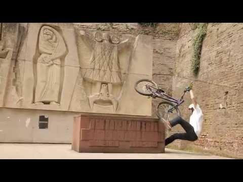 Street Trail 2016 - Markus Harley Graz Edit (Inspired bicycles)