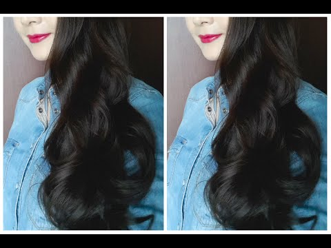 How To Get Soft Bouncy Curls Using Hot Rollers (Hair Tutorial)