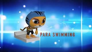 9th ASEAN Para Games | Para Swimming Highlights | Day 5 - 22nd September