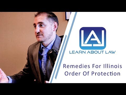 Remedies for Illinois Orders of Protection
