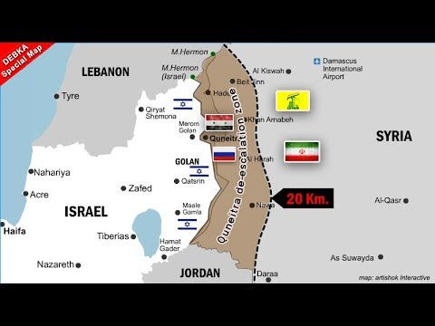 Israel, Iran, Syria War   Isaiah 17 Why Israel would nuke Damascus? Prophetically Informative