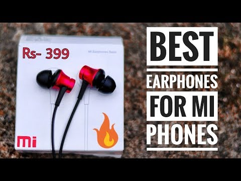 Best Budget Earphone to Buy In 2018 - Under 399 rs