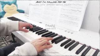 Goblin도깨비 OST3 - Hush by Lasse Lindh - piano cover w/ sheet music