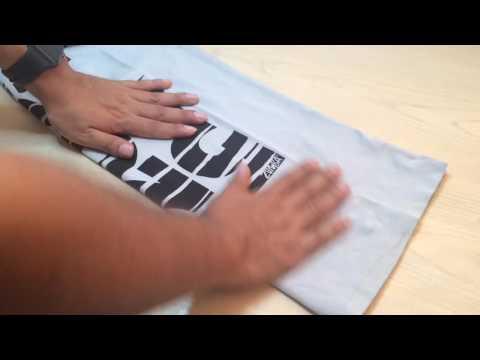 DIY CUTTING T-shirt FOR Zumba® Class
