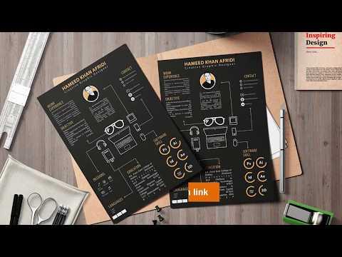 High   Speed CV Design | Free CV Design Template |  Download for Free