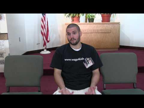 Inside W.A.G.S. 4 Kids - Interview with Josh Allender, Staff Trainer