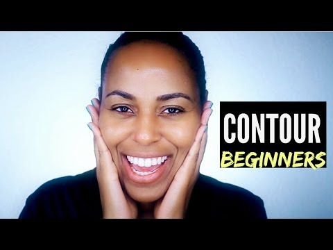 BACK TO BASICS #1- How to Contour Your Face for Beginners - Oval Shape I ByBare