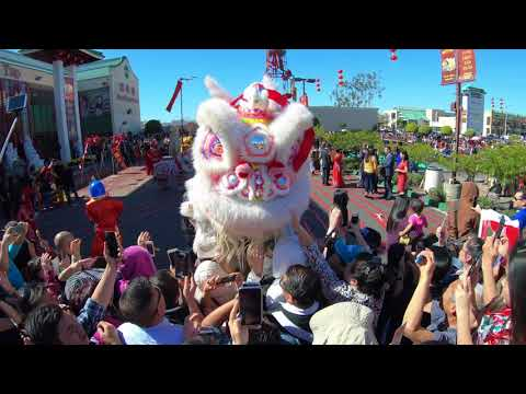 Lunar New Year of the Dog 2018 in Little Saigon CA
