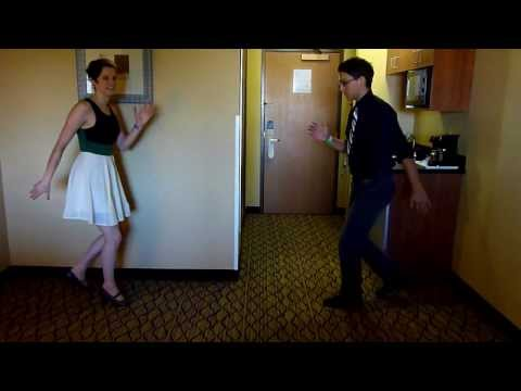 Learn to Swing Dance Lindy Hop | Level 4 Lesson 5 (Arms and Pulse) | Shauna Marble | Lindy Ladder