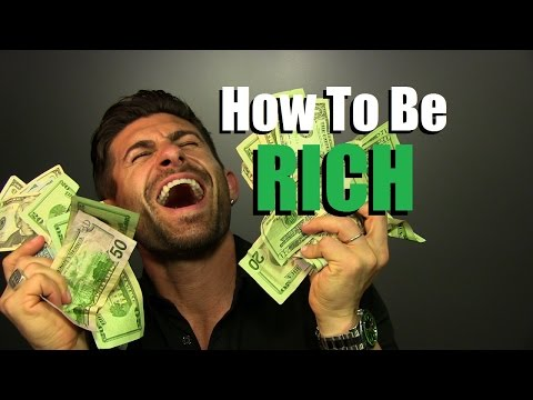How To Be RICH | My 7 Secrets For Being Financially ALPHA!!