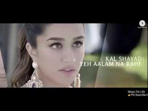 Main Phir Bhi Tumko Chahunga Karaoke Male Verson MP3, Video