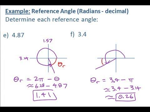 PC12 4.1f Reference Angle