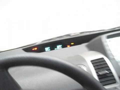 Prius flashing combo meter, no speedo