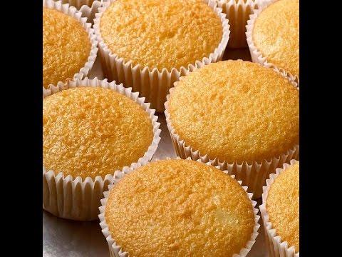 Vanilla Lemon Muffins - Recipe (vanilkovo citronove muffiny)