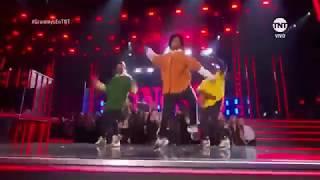 2018 Grammy Awards Bruno Mars/ Cardi B Finesse Live Performance