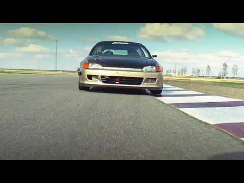FF Squad Episode 1: Track Day | Honda Racing