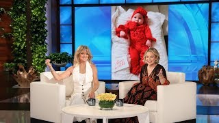 Goldie Hawn Got a Little Too Close to the Action During Her Granddaughter