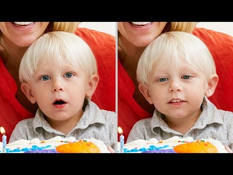 Photoshop Tutorial: How to Replace a Face in a Photo