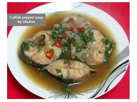 HOW TO MAKE CATFISH PEPPER SOUP | NIGERIAN RECIPES