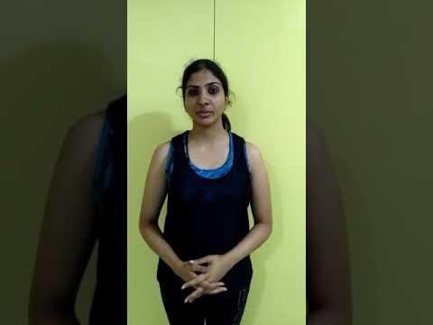 Dancer swarathmika Thanks  sparrc institute